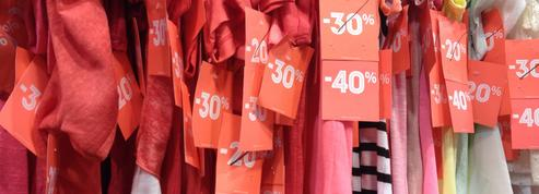Pour les commerçants parisiens, les soldes d'été sont un échec