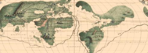Et la carte du monde prit forme
