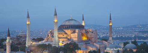 La Russie et la Syrie s'entendent pour la construction d'une copie de Sainte-Sophie