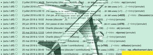 Le crash du MH17 : Wikipédia face à la guerre de l'information
