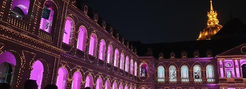 Nuit des Invalides : un spectacle son et lumière au cœur de Paris.