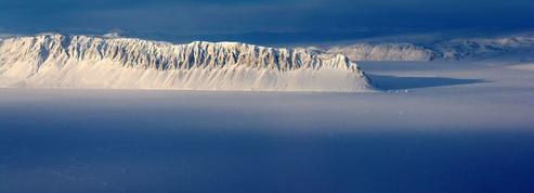 Le dernier plateau de glace intact de l'arctique canadien s'est rompu