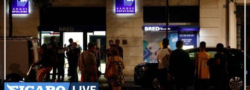 Fin de la prise d'otages au Havre après la reddition du suspect