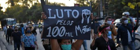 Coronavirus: plus de 100.000 morts au Brésil