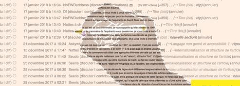 Écriture inclusive : la crise de confiance de Wikipédia