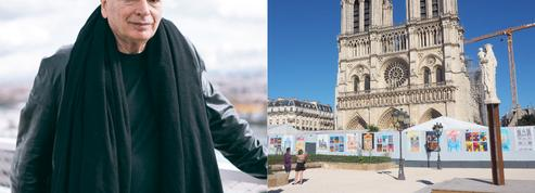 Notre-Dame : Jean Nouvel se félicite de la reconstruction de la flèche à l'identique