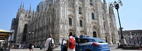 Un homme retient brièvement en otage un garde de la cathédrale de Milan