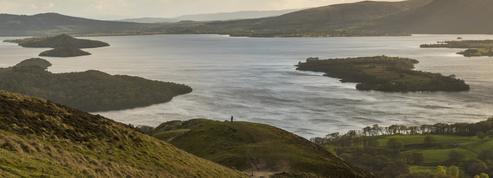 Écosse : sur les belles rives du Loch Lomond, le début des Highlands aux portes de Glasgow