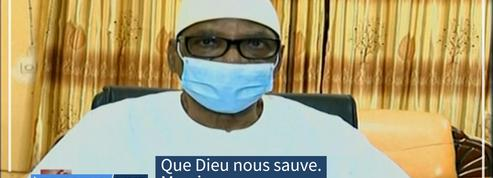 Coup d'État au Mali : le président Ibrahim Boubacar Keïta démissionne après son arrestation par des soldats mutins