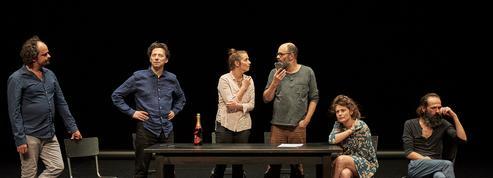 Une compagnie de théâtre face au coronavirus