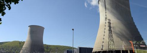 Chaleur : la centrale nucléaire de Chooz mise à l'arrêt à cause du trop faible débit de la Meuse