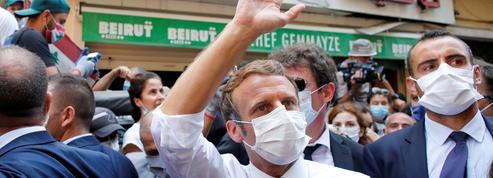 Macron retournera au Liban le 1er septembre