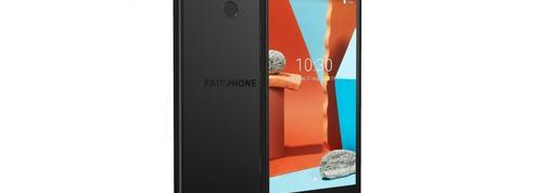 Fairphone lance un nouveau smartphone durable, équipé de caméras plus performantes