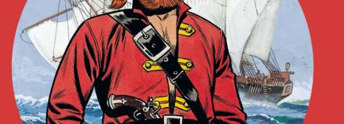 BD : Barbe-Rouge revient et traque le Spectre