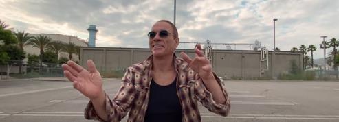 Pour Ultrarêve ,son nouveau titre, AaRON fait danser Jean-Claude Van Damme