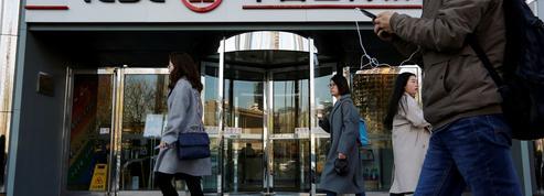 Chine: le Covid-19 plombe la rentabilité des grandes banques