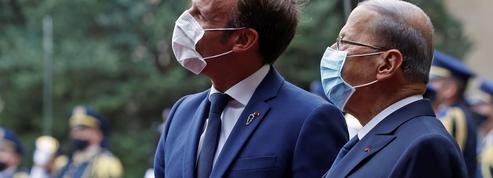 Emmanuel Macron exhorte la classe politique libanaise à changer «au plus vite»