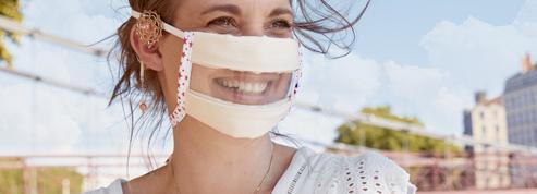 Covid-19 : des masques transparents pour aider les sourds et malentendants