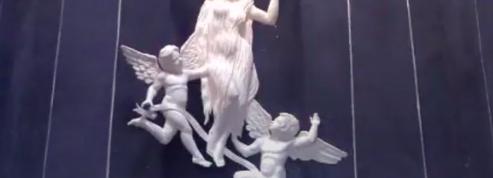 Dans une chapelle du Var, une statue de Marie-Madeleine détruite car jugée indécente