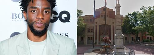 Dans sa ville natale, une statue de Chadwick Boseman pourrait remplacer celle d'un confédéré