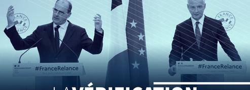 Le plan de relance français est-il «le plus massif» d'Europe ?