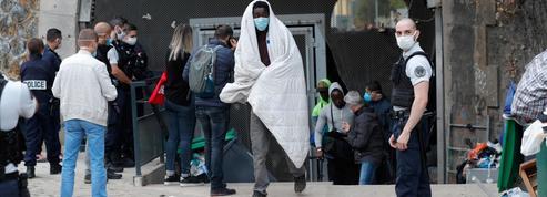 Fumeurs de crack à Paris: un tunnel d'une gare RER évacué