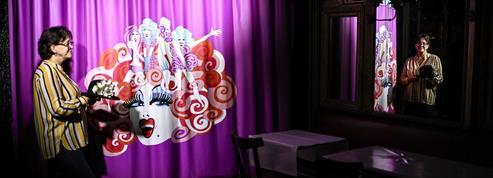Le cabaret «Chez Michou» relance la fête parisienne