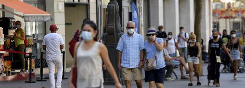 EN DIRECT - Coronavirus : 6158 nouveaux cas recensés en France