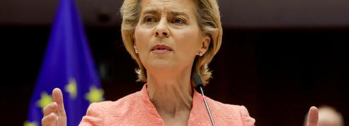 Sanctions : von der Leyen appelle les 27 à renoncer à l'unanimité