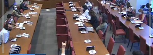 À l'Assemblée, la présence d'une syndicaliste voilée provoque le départ de plusieurs députés