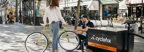 Le réparateur de vélos Cyclofix lève 5 millions d'euros
