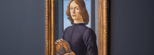 Sotheby's veut créer l'événement de l'automne en présentant un portrait attribué à Botticelli