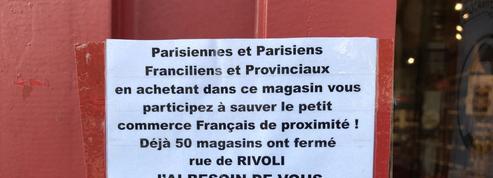 «C'est une déroute totale» : ces commerces parisiens au bord du gouffre