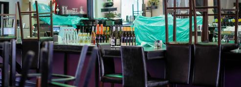 Fermeture des bars et restaurants : le gouvernement promet «de nouvelles mesures de soutien»