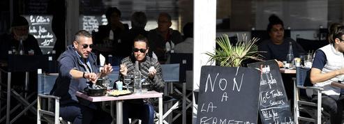 Coronavirus : la fermeture des bars et restaurants d'Aix et Marseille confirmée par le tribunal