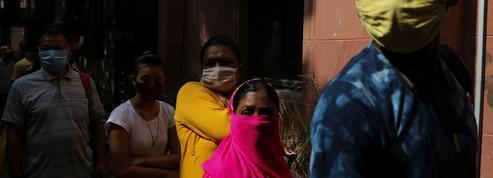 Coronavirus : plus de 60 millions d'Indiens pourraient avoir été contaminés