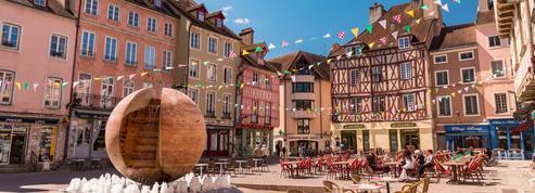 Destination Chalon-sur-Saône, pour les amoureux du vin et de la Bourgogne