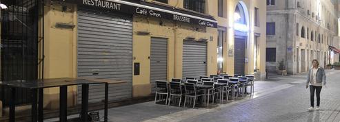Les restaurants en zone d'«alerte maximale» sauront d'ici lundi s'ils peuvent rester ouverts