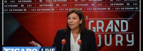 Anne Hidalgo : «On ne peut pas être dans un 'stop and go' permanent» face au coronavirus