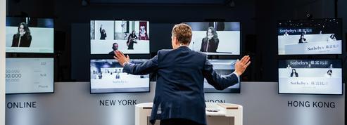 Sotheby's va retransmettre en direct ses ventes aux enchères à la télévision