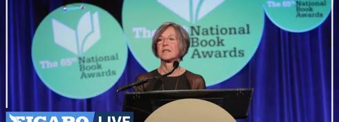 La poète américaine Louise Glück remporte le prix Nobel de Littérature 2020