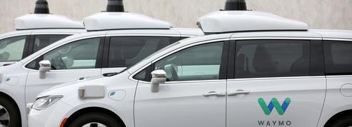 Waymo va généraliser les taxis sans chauffeurs à Phoenix