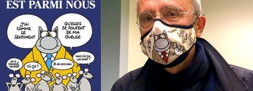 Philippe Geluck : «Avec le Covid, les couillons qui brassent de l'air sont devenus des ventilateurs...»