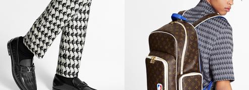 Championnat NBA: l'annonce d'une collaboration avec Louis Vuitton qui fleure le succès