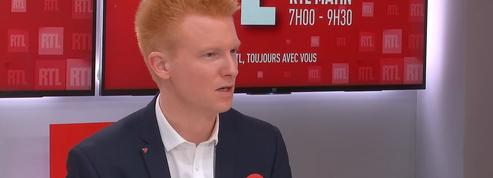 L'Insoumis Quatennens assure que Charlie Hebdo «a été pour quelque chose» dans son engagement en politique
