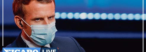 Covid-19 : couvre-feu, contacts réduits, déplacements limités... Ce qu'il faut retenir des annonces de Macron