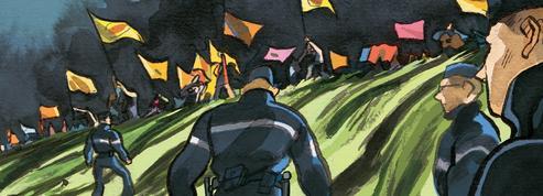 Cent mille ans, une bande dessinée pour dénoncer le «scandale» des déchets nucléaires à Bure
