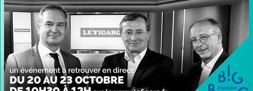 Covid-19 : rendez-vous pour le 5e «Big Bang Santé» du Figaro