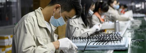 Libérée du Covid, l'économie chinoise rebondit