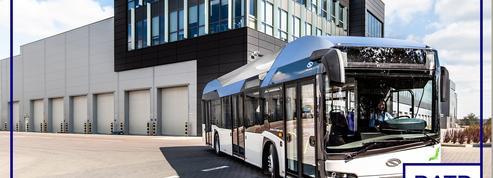La RATP fait rouler son premier bus à hydrogène
